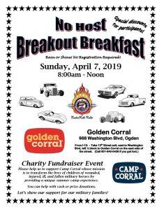 No Host Breakout Breakfast