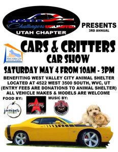 The 3rd Annual Cars & Critters Car Show