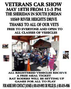 Veterans Car Show