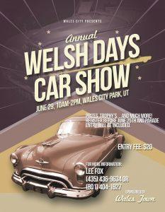 Wales Car Show
